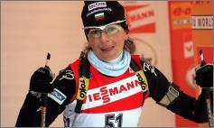 Екатерина Дафовска (Болгария)