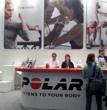 POLAR на FIBO 2015 презентация